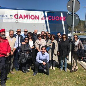 Arezzo Domenica del Cuore - Volontari