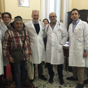 Domenica del Cuore - Prof. Massetti, Dottori e paziente